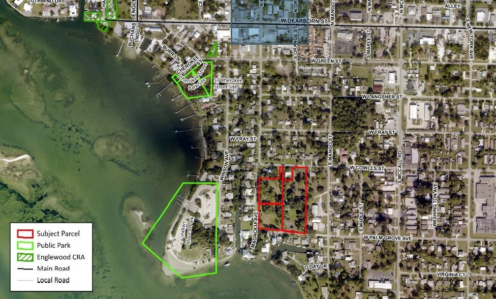 Plan for new Englewood park gets support
