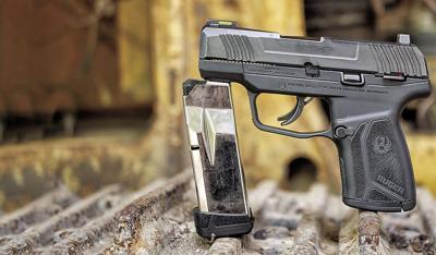 micro handgun