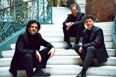 Goldstein-Peled-Fiterstein Trio: internationally acclaimed musicians showcase the attributes of the unusual ensemble of piano, cello and clarinet