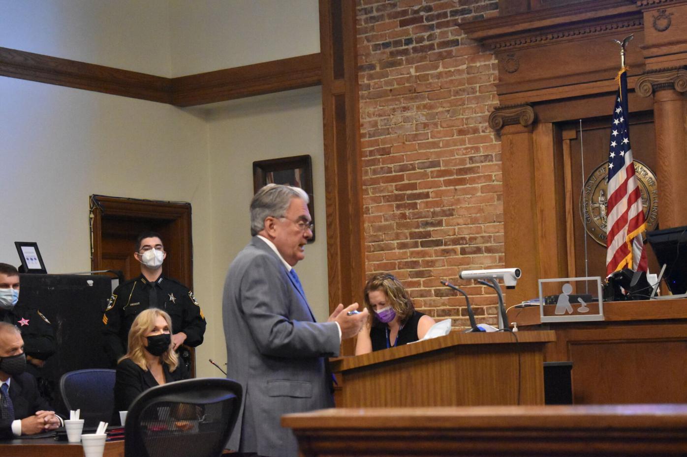 Williams Trial 1