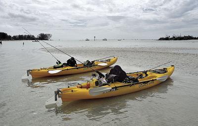 kayaks stump pass