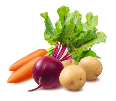 MISSION NUTRITION: Root veggies: Nutritious, delicious and versatile