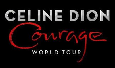 """Celine Dion announces """"COURAGE WORLD TOUR"""""""