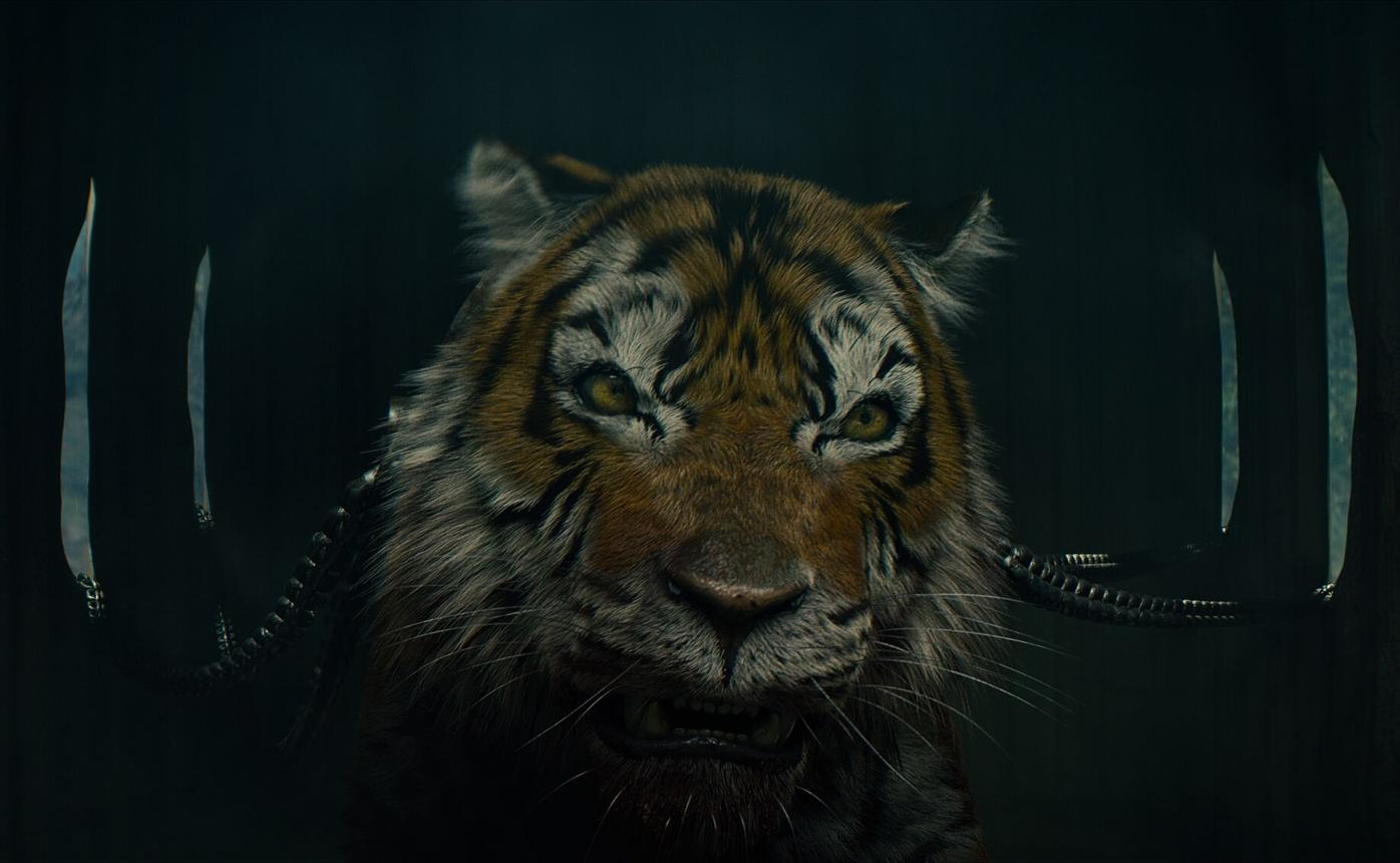 """Tiger from """"Sweet Tooth"""""""