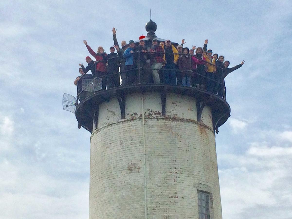Archbold tower photo