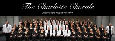 Charlotte Chorale opens 2019-20 Season with 'Rejoice and Sing'