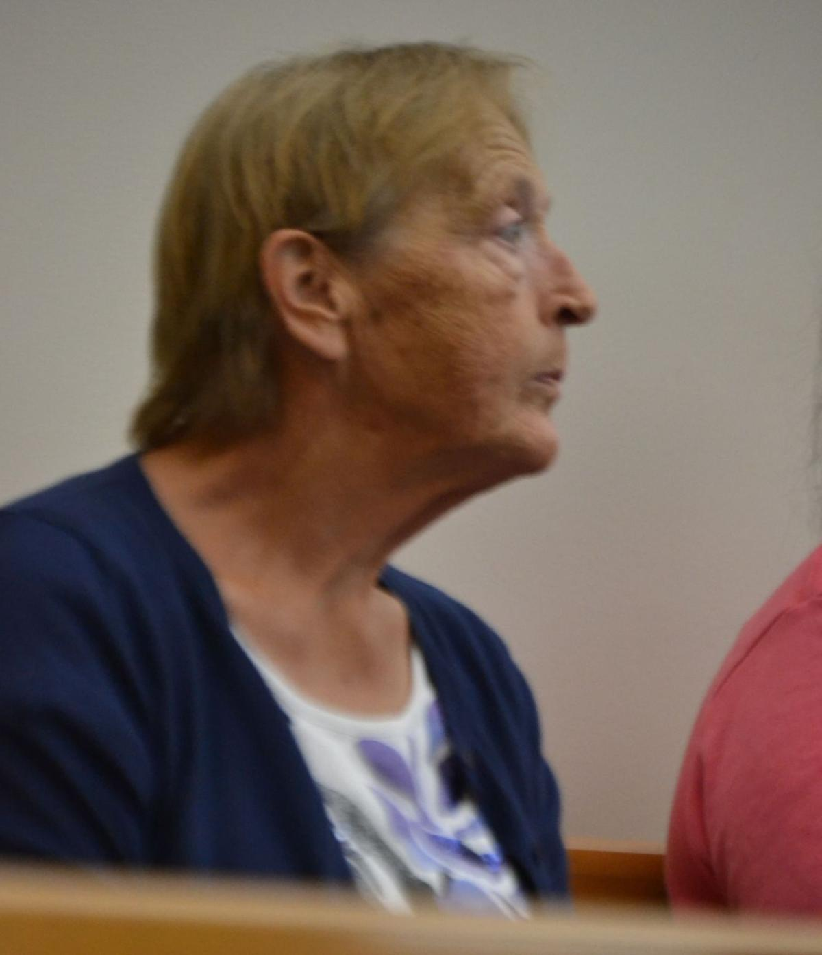 Jinese Loughry offered plea