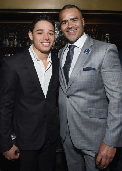 Anthony Ramos and Christopher Jackson explain why the 'Hamilton' film is exactly what we need right now