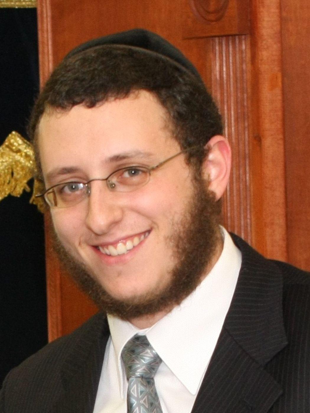 Rabbi Schomo Schmerling