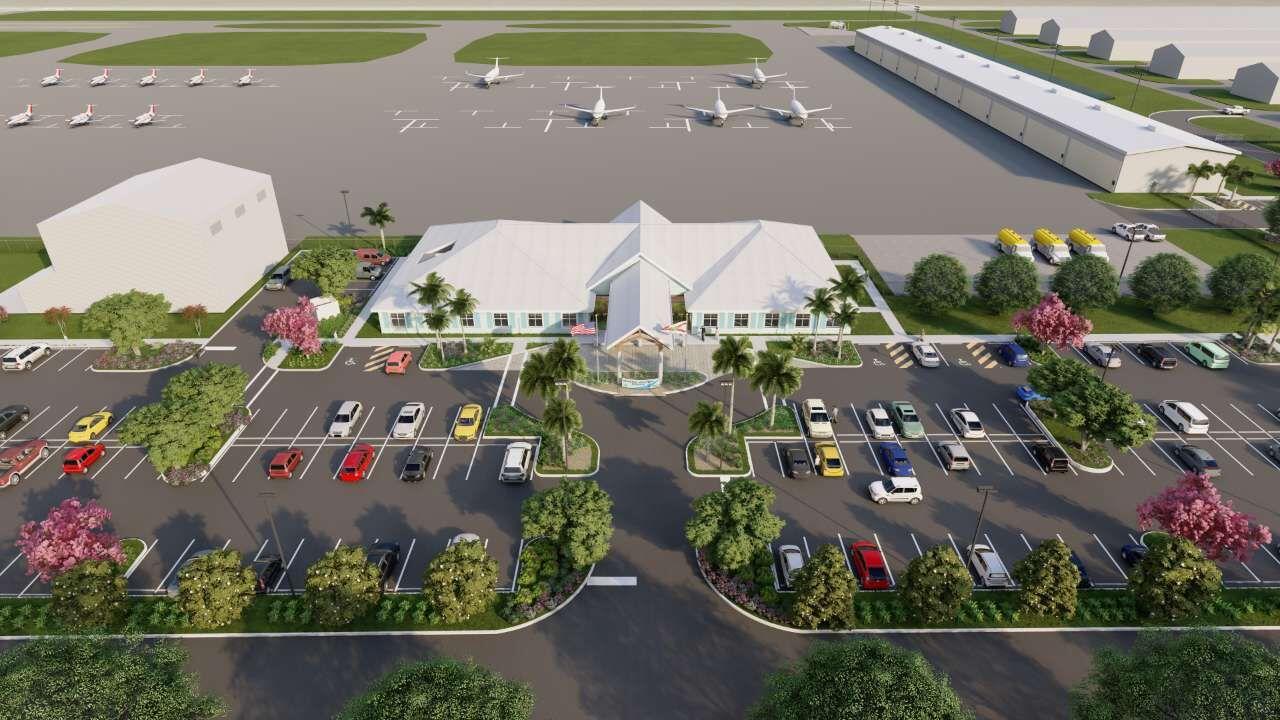 PG Airport seeking restaurant proposals for new aviation center