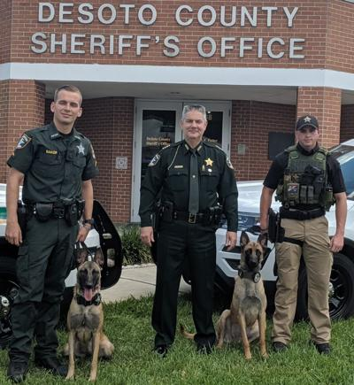Meet new DCSO deputies: Getting 'ruff' with drug dealers