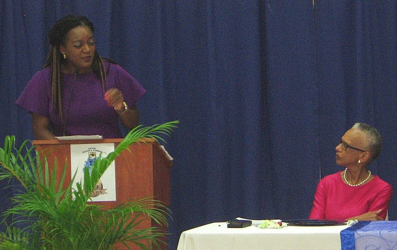 State Rep. Fentrice Driskell