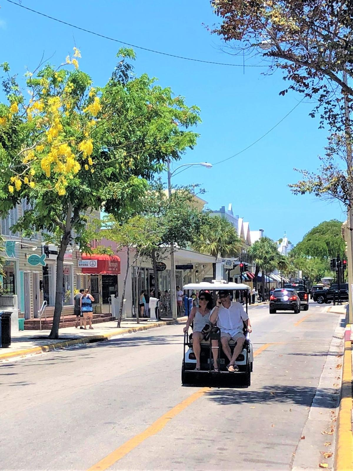 Spending a day in historic Key West