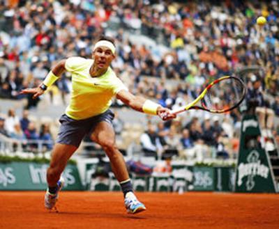 main tennis photo