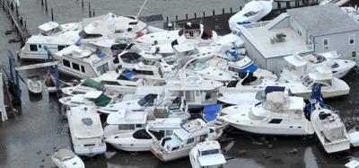 hurricane marina