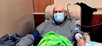 Sandy Bilsky is on dialysis