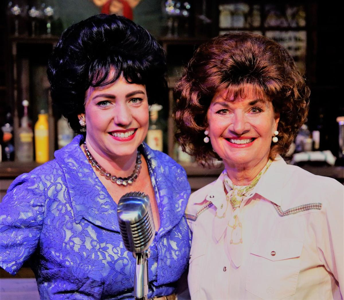 """Audiences always go """"crazy"""" for Patsy Cline"""