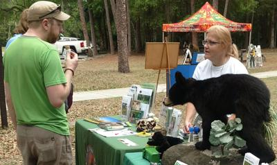 Earth Day at Highlands Hammock State Park