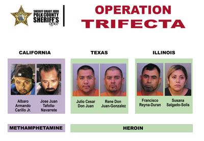 Operation Trifecta graphic