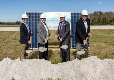 Bartow solar investment
