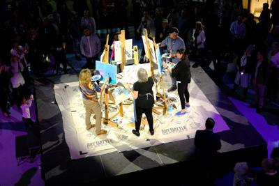 Artists battle it out in Sarasota