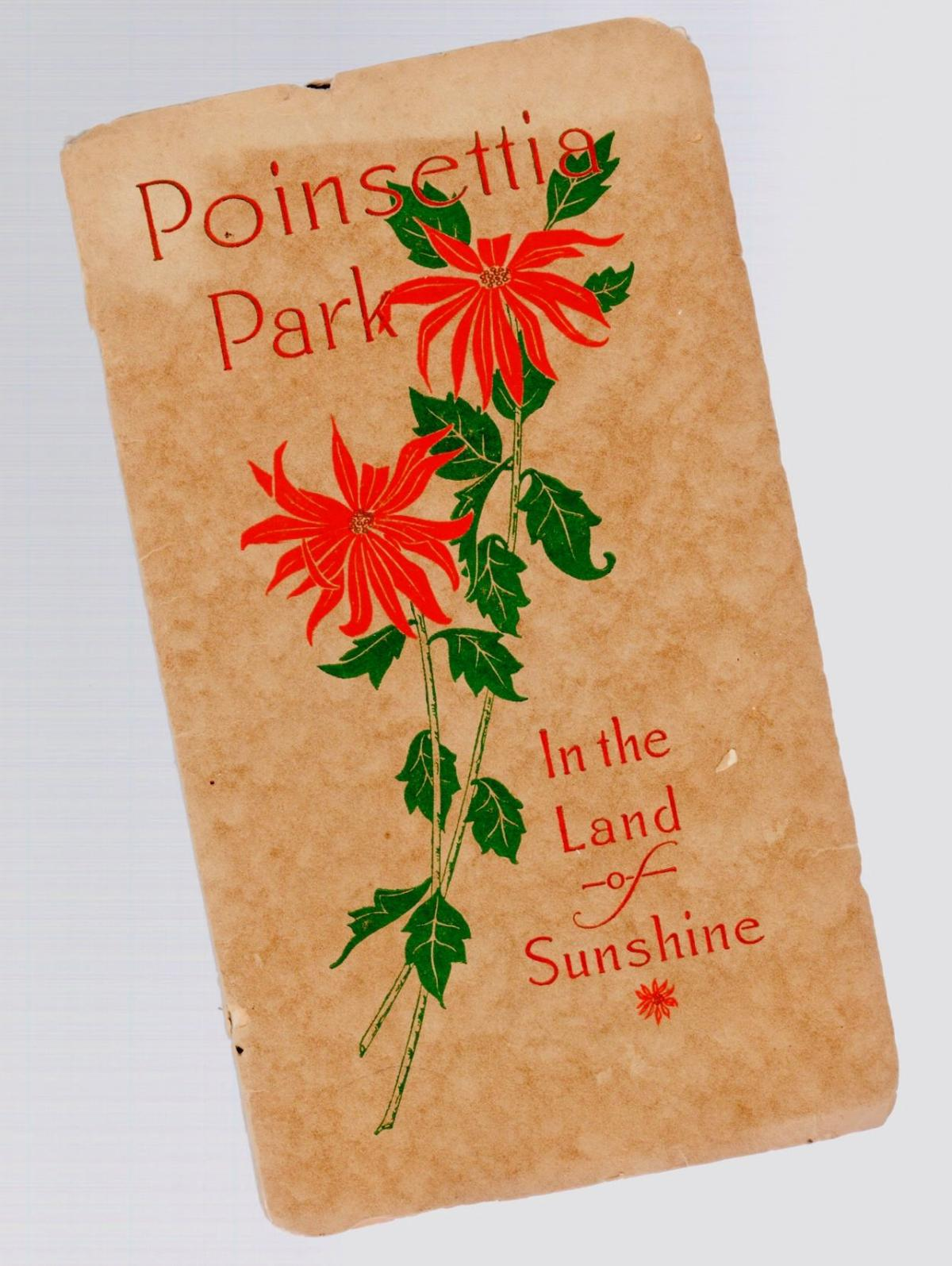 Poinsettia Park brochure