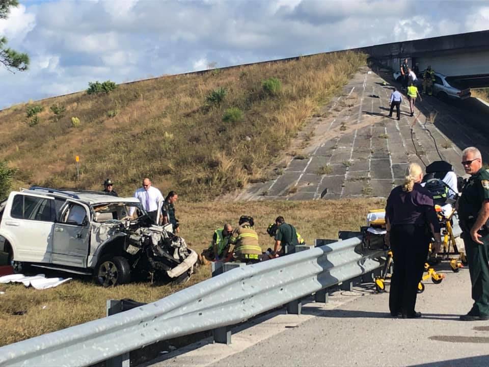 Interstate 75 crash