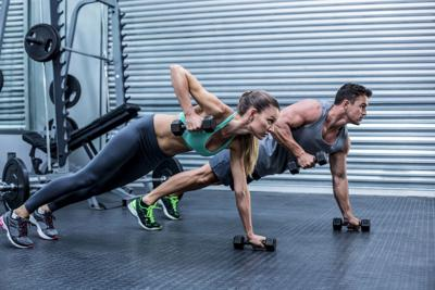 Pushing too hard in the gym could lead to serious condition
