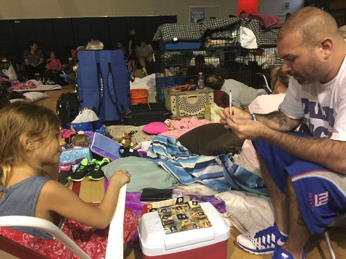 Irma Shelter games