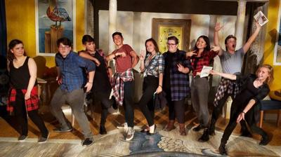Teen improv troupe for grades 9-12 seeks new comedians