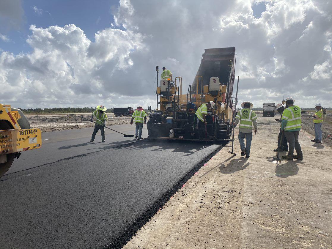 Rebuild of Punta Gorda Airport shorter runway (copy)