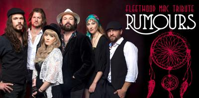 Experience the miracles and magic of Fleetwood Mac with tribute band Rumours ATL