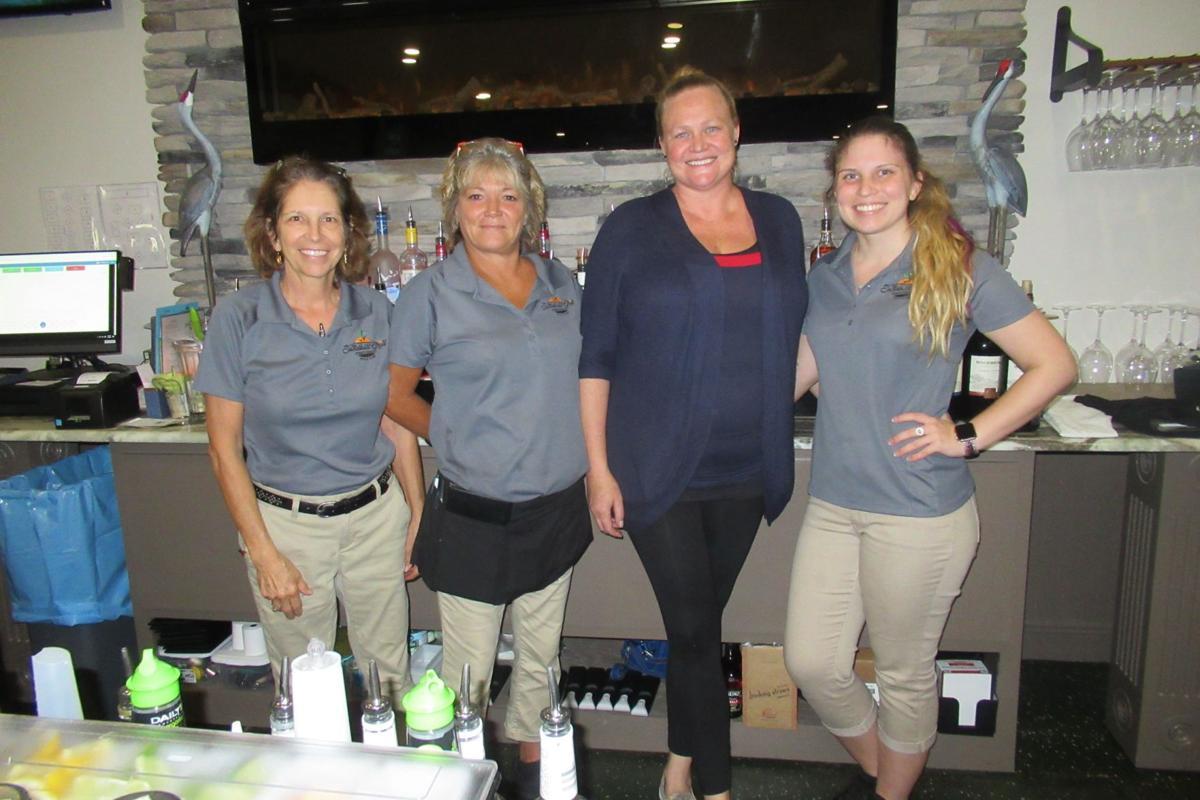 Sandhill Grill staff