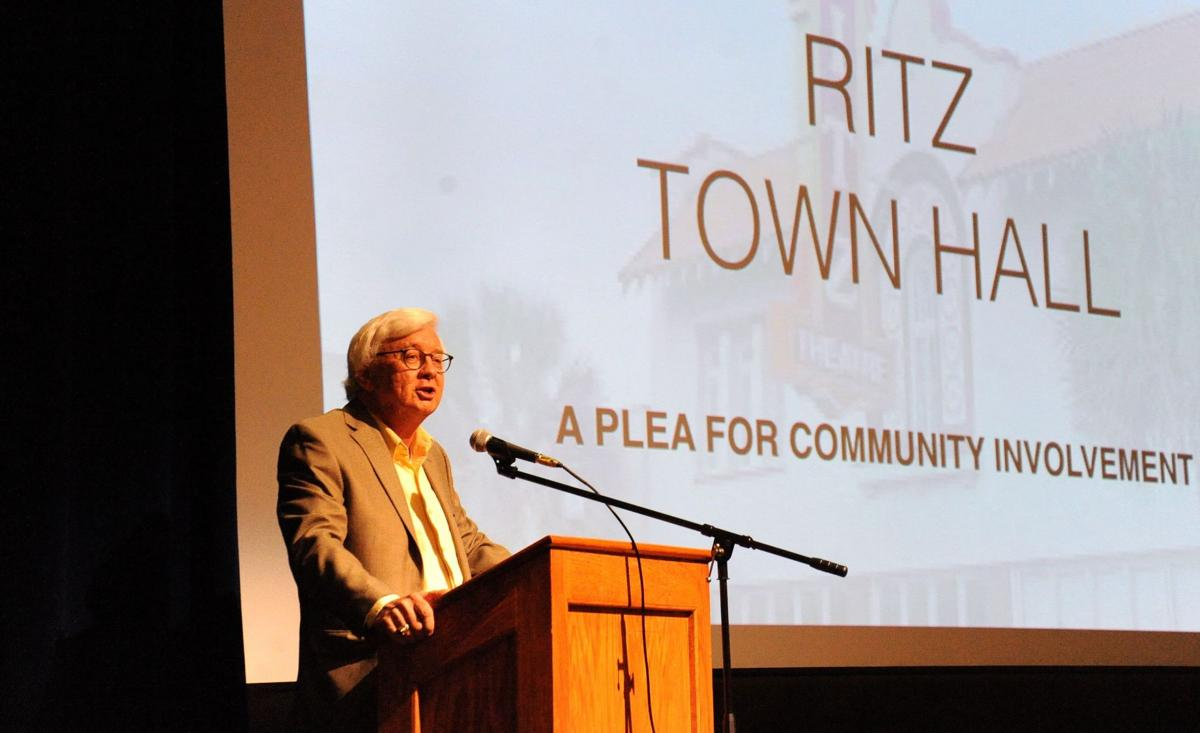 Ritz town hall B