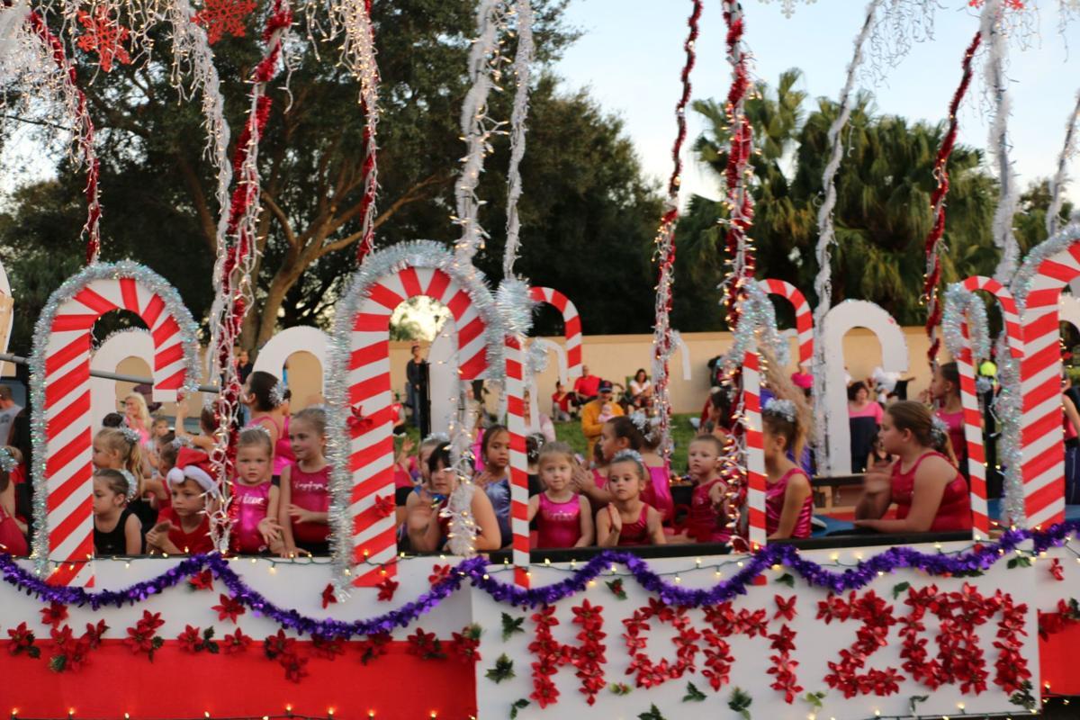 The 2018 Poinsettia Parade and Festival