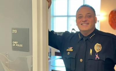 North Port Police Chief Todd R. Garrison