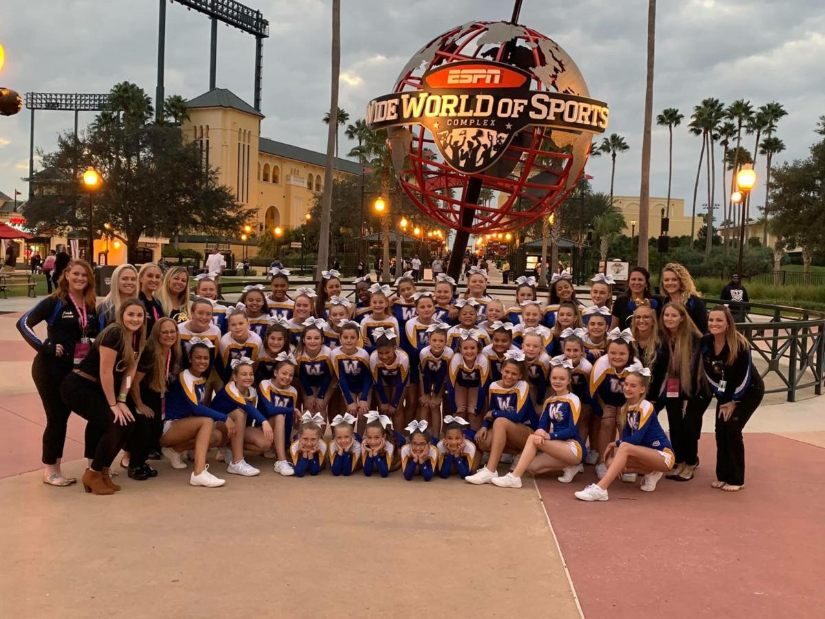 Charlotte Warriors Cheerleading