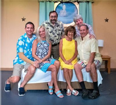 Lemon Bay Playhouse sets sail with 'Separate Beds'