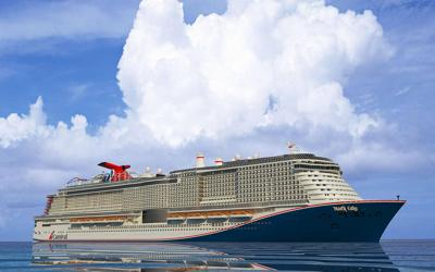 Carnival Cruise Line pauses all operations in the U.S. through March 31