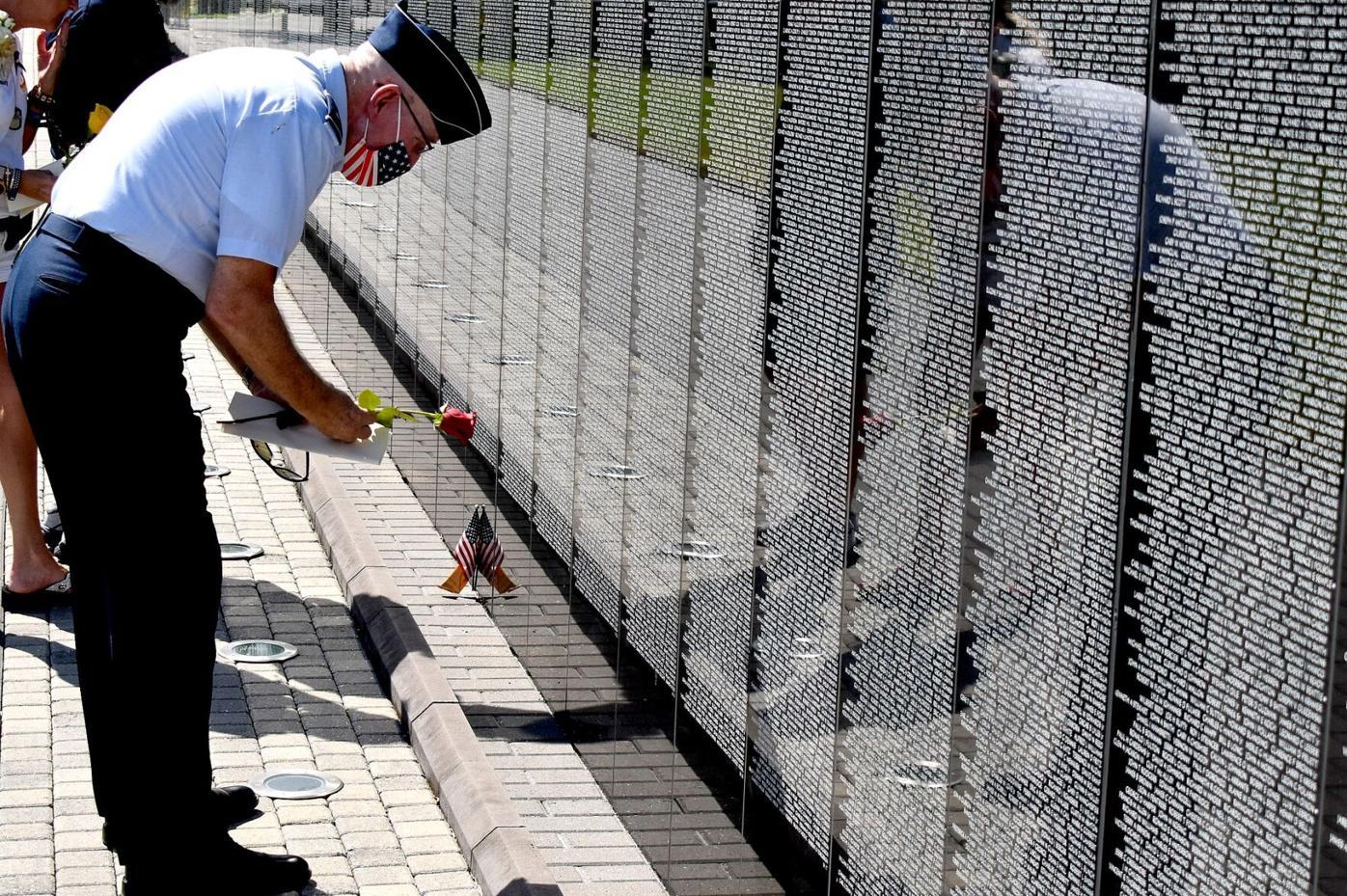 Veterans, Gold Star families honored at Veterans Park