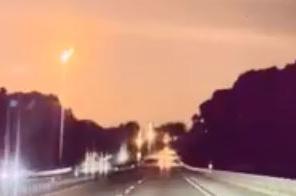 Fireball over Florida