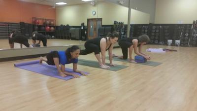 Yoga For Life Sept. 11