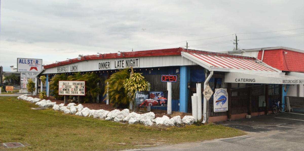 All-Star Sports Grill