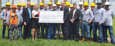Duke Energy grant to SFSC