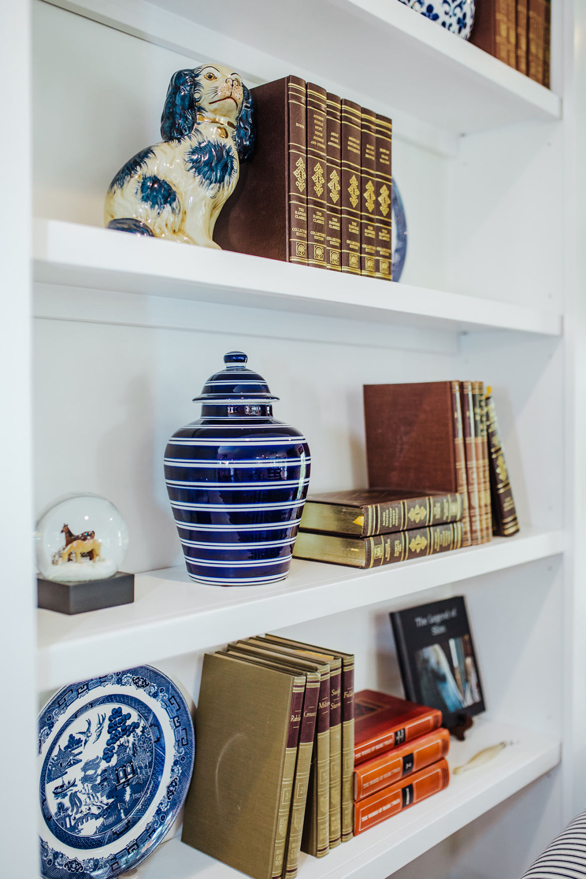 Make your shelf content personal