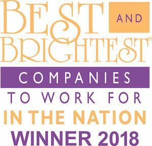 Florida Skin Center named national winner of Best and Brightest Companies to Work For