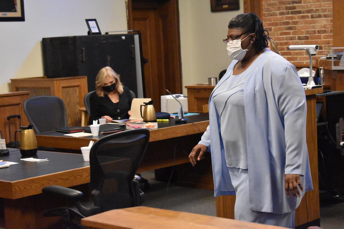 Williams Trial 2