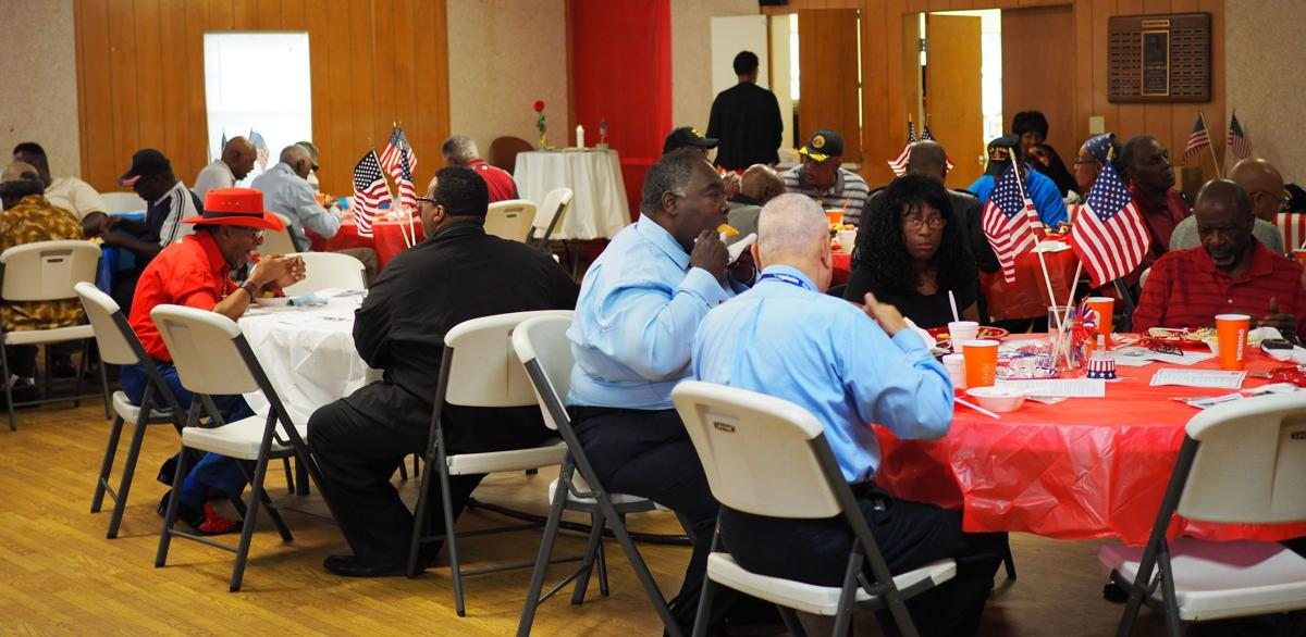 NAACP Veterans Breakfast
