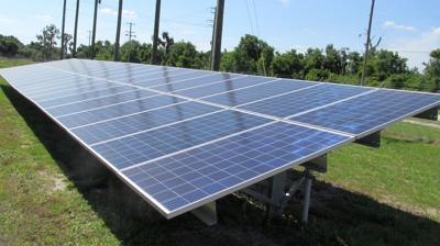 Solar Panel in Bartow