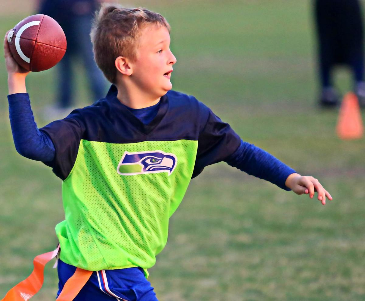 Englewood Cats host flag football championship games